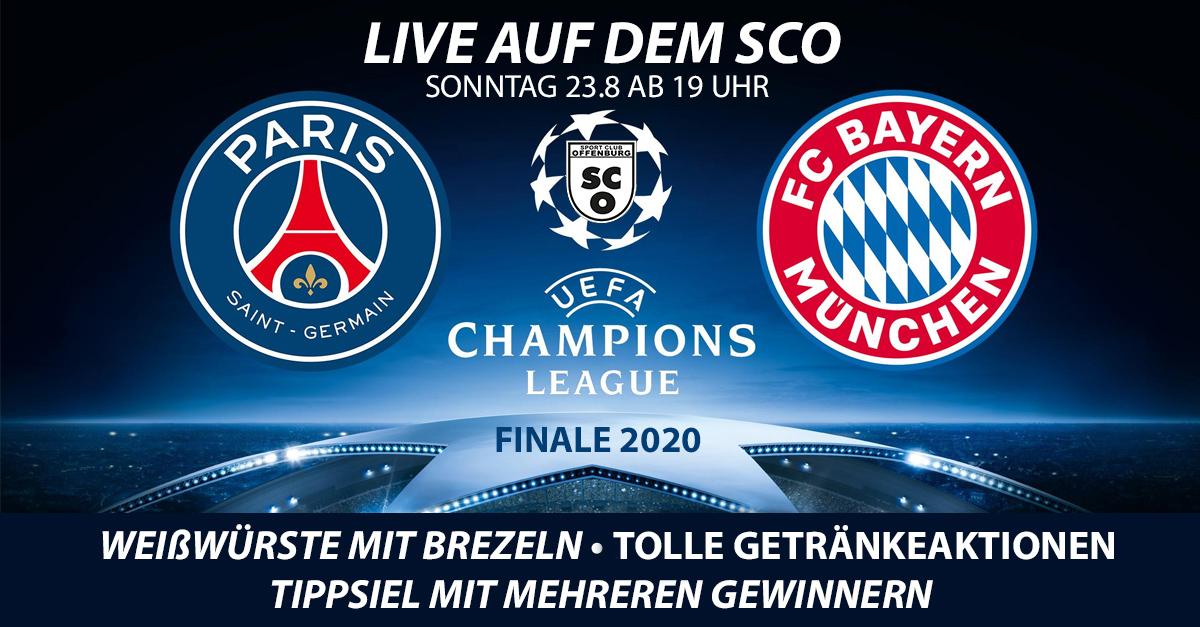 Champions League Finale Sender